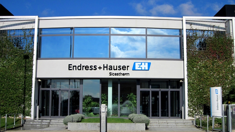 Endress+Hauser Temperature+System Products Italy